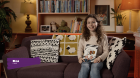 Ella over 'Het (on)gewone verhaal van Bo (en Tom)' van Tineke Honingh